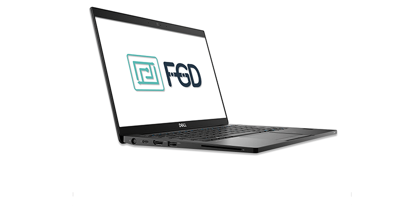 FGD Branded Laptop image