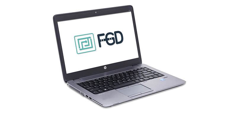 HP FGD Branded Image