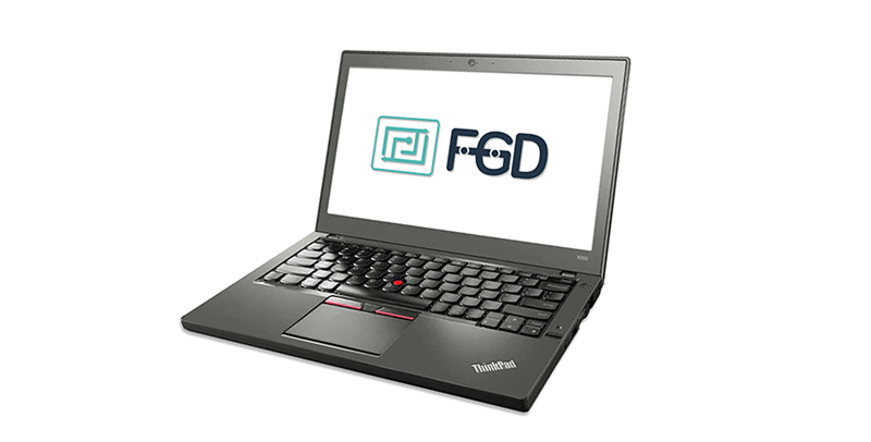 FGD Laptop image