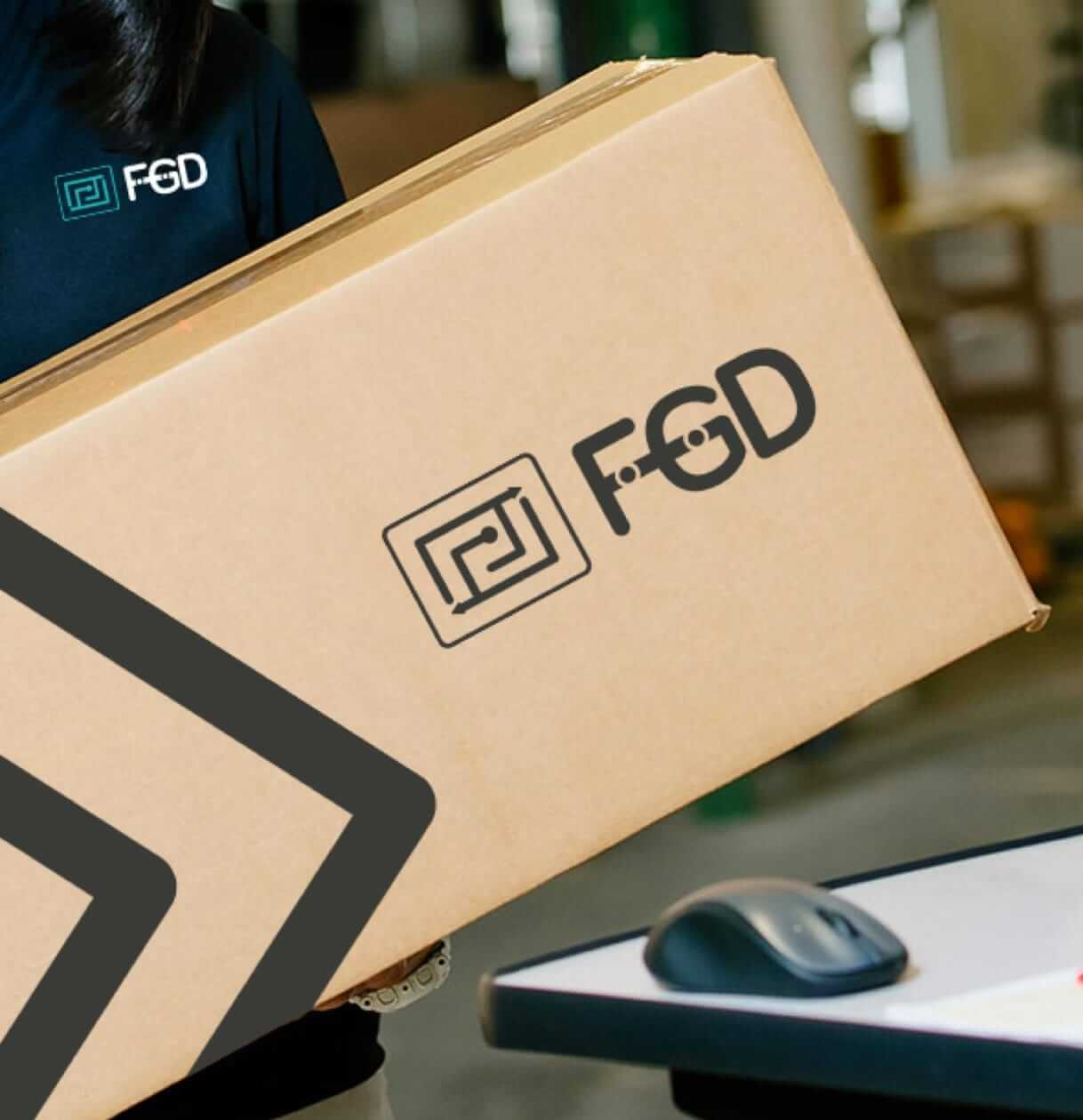 FGD Box Delivery image